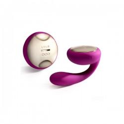 LELO Insignia - Ida, roterende par-vibrator Lilla